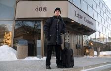 Passenger rights advocate Gabor Lukacs
