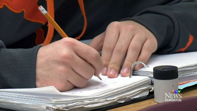 CTV Edmonton: Change coming to diploma exam