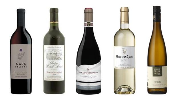 Natalie MacLean's Wines of the Week for Mar. 9