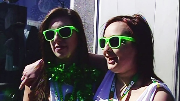 CTV London: Early St. Patrick's Day celebrations