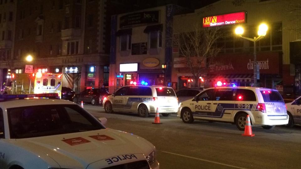 Man Shot Outside Ndg Bar Ctv News