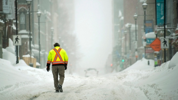 Winter storm to hit Atlantic Canada, up to 40 cm expected