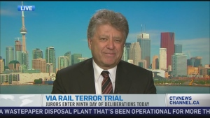 CTV News Channel: Is a long deliberation unusual?