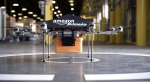 This undated image provided by Amazon.com shows the so-called Prime Air unmanned aircraft project that Amazon is working on in its research and development labs. (Amazon / AP Photo)