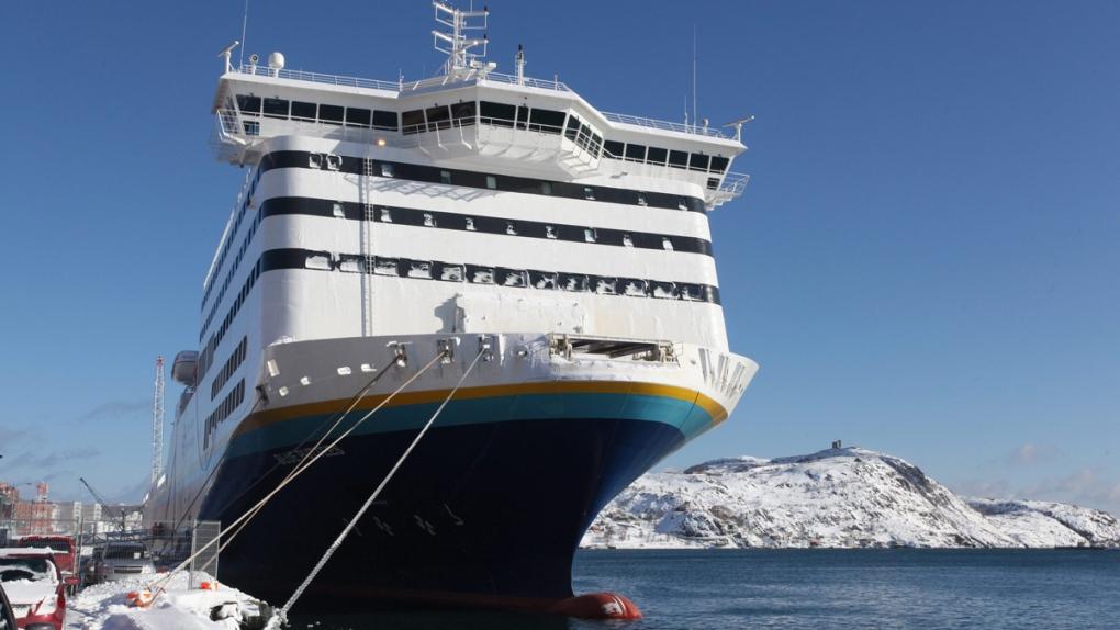 Marine Atlantic confirms second positive case of COVID-19