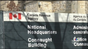 CTV Calgary:  Tax time troubles