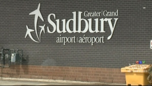 The federal funding will go towards upgrades at the Greater Sudbury Airport.