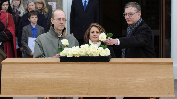 Building Richard III's coffin a 'unique privilege,' says Canadian