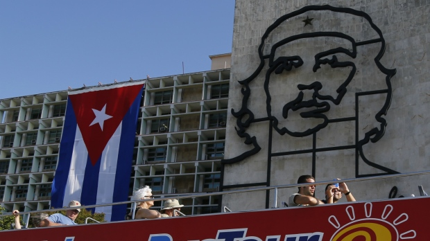 Cuban tourism seeing huge boost