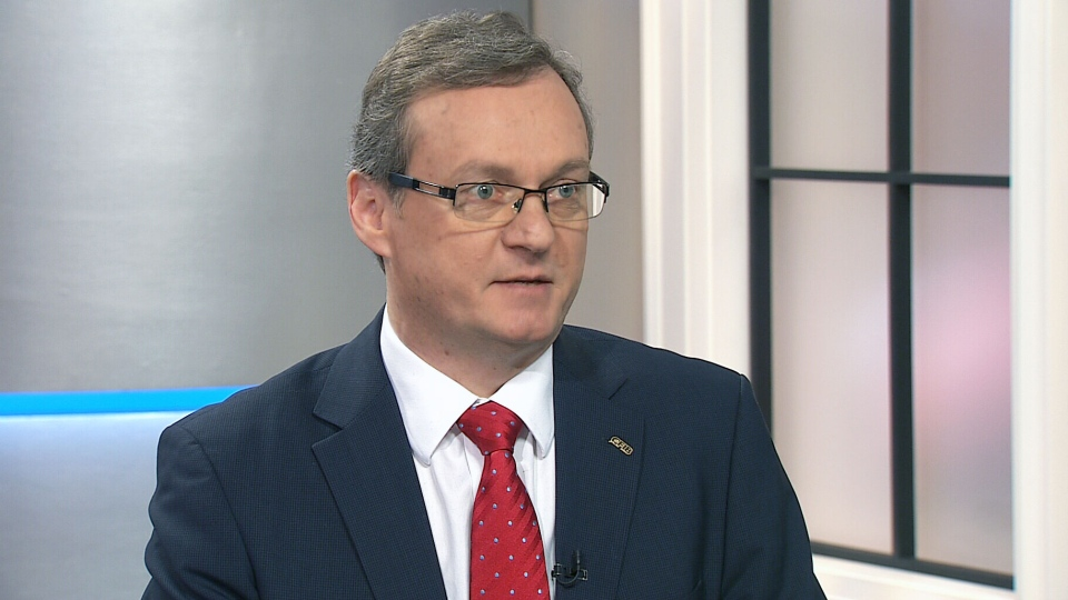 Ted Mallett, vice-president and chief economist of the Canadian Federation of Independent Business, speaks to CTV's Canada AM on March, 23, 2015.