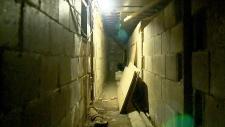 Edmonton tunnel
