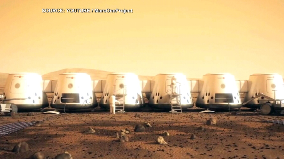 Dutch Mars Mission - Pics about space