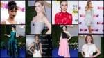 Hollywood A-listers shed their winter looks and spring into pastels and florals. CTVNews.ca takes a look at this week's red carpet looks that are changing along with the seasons.
