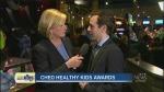 CTV Ottawa: CHEO Healthy Kids Awards, Pt. 1