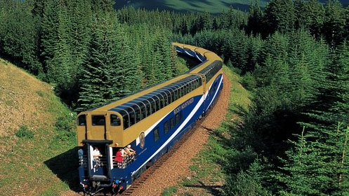 Photo courtesy Rocky Mountaineer