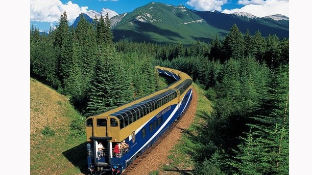 Rocky Mountaineer recipies