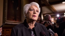 Ontario's Education Minister Liz Sandals