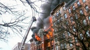 Fire in NYC