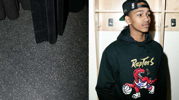 Drake S New Raptors Clothing Line Honours Old Logo Ctv