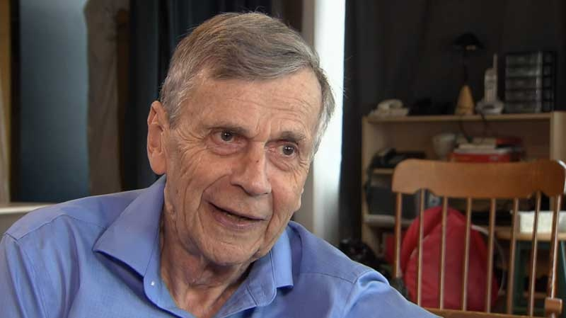 "Actor William B. Davis, who portrayed The Smoking Man in the ""The X-Files,"" confirmed the show will be returning to Vancouver for filming in June. March 26, 2015. (CTV)"