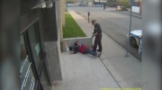 CTV Regina: Police officer kicks homeless man