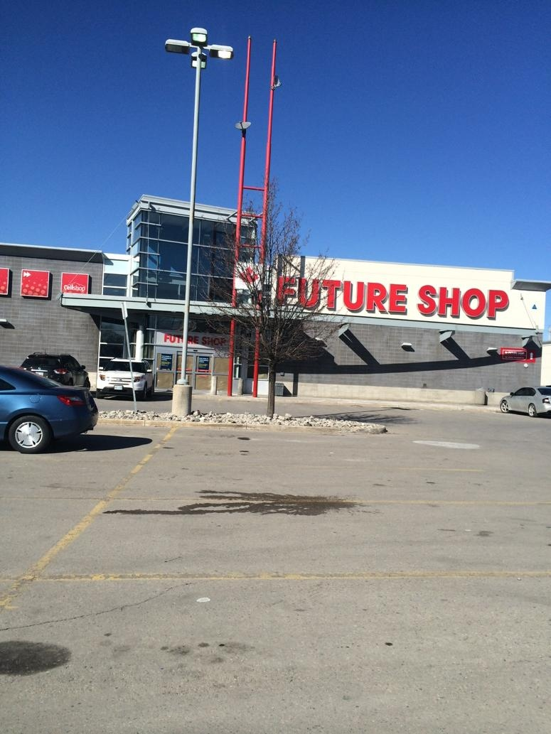 Future Shop outlets, including this one in London, Ont., are closing their doors, throwing 1,500 employees out of work.