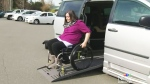 Disabled woman becomes target of parking shame