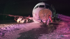 Air Canada Flight 624