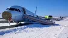 Air Canada flight 624