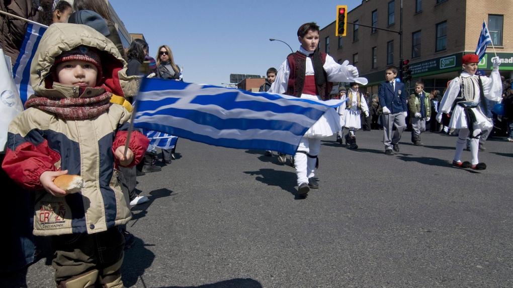 Greek community celebrates Greek Independence Day