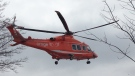 Ornge air ambulance is seen in this undated image.