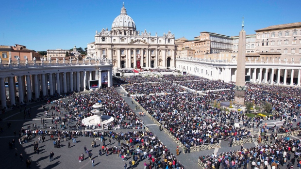 Vatican Rejects Idea of Gender Fluidity