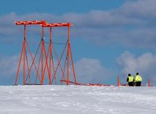 Air Canada crash at Halifax Airport