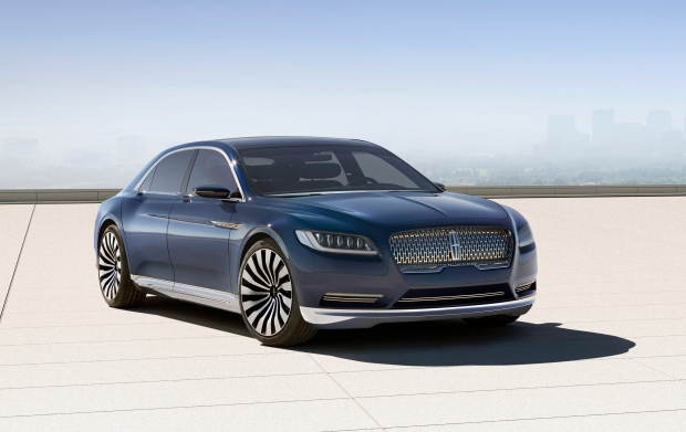 Lincoln unveiling new Continental sedan