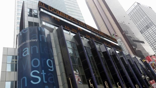 Morgan Stanlety-backed stocks stop trading