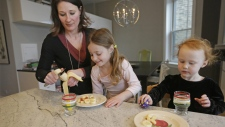 Fighting childhood obesity with good nutrition