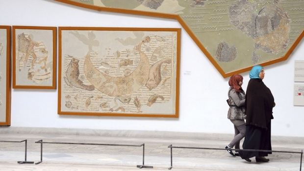 Tunisia's National Bardo Museum reopens