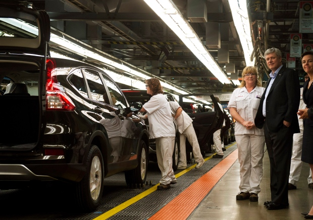 Honda Canada Planning To Export Vehicles Europe For The First Time