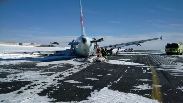 Landing An Aircraft In Bad Weather Ultimately Up To Pilot