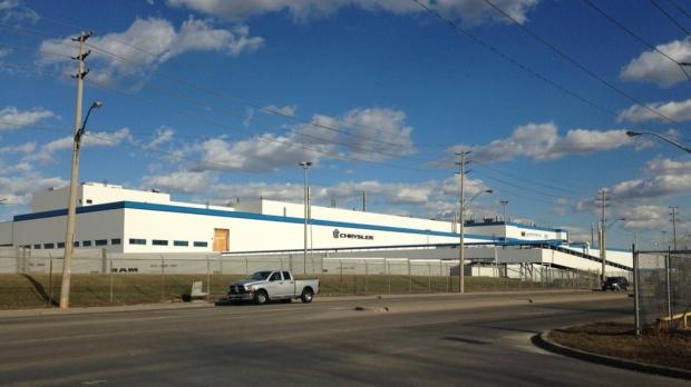 Windsor Assembly Plant shutdown week changes | CTV News Windsor