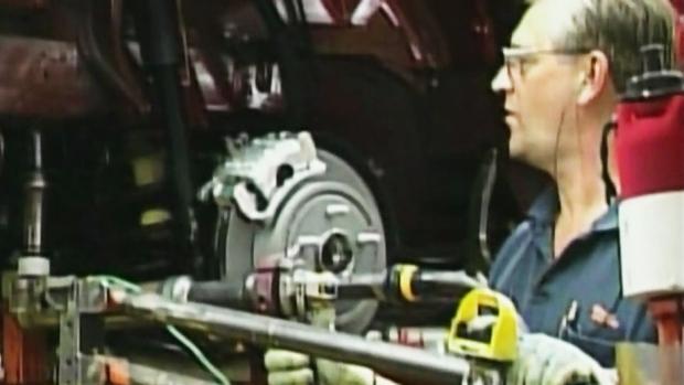 CTV Windsor: Auto industry concerns