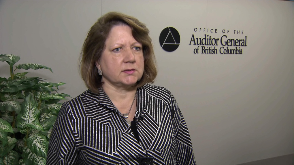 Auditor General Carol Bellringer