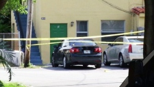 Canadian diplomat's son killed in Miami shooting