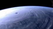 Super Typhoon Maysak captured from space