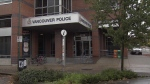 Vancouver police headquarters on Cambie Street is shown in this undated file image. (CTV)