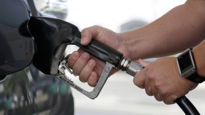 Gas prices going up at the pump