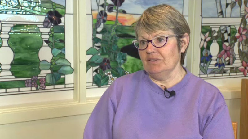 Louise Misner says she's satisfied with the agreement reached with the Nova Scotia government.