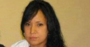 Cindy Gladue, pictured here in this Facebook photo, was found dead in an Edmonton hotel room in 2011.