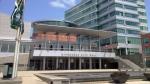 Kitchener City Hall is pictured on Thursday, July 3, 2014. (Kevin Doerr / CTV Kitchener)