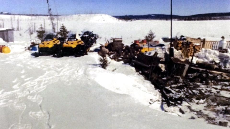Cabin fire kills five Cree hunters